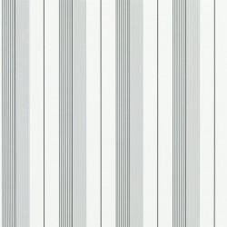 Aiden Stripe - Black / Grey