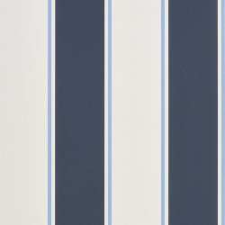Mapleton Stripe - Midnight