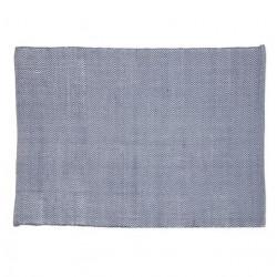 Herringbone Azul Marino