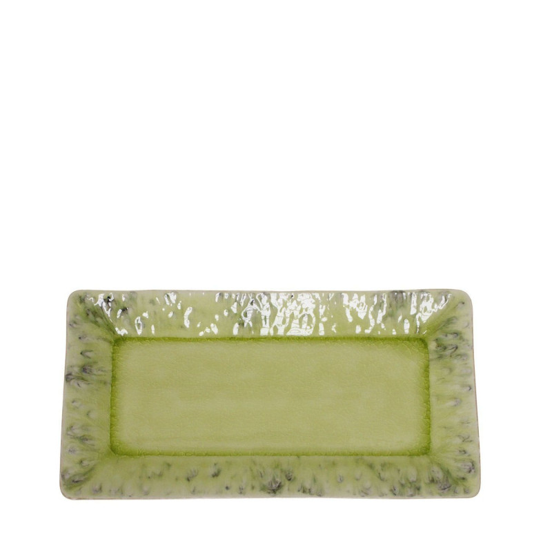 GRES Rectangular serving platter