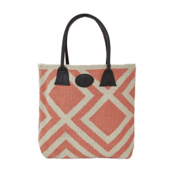 Iris Coral Bag
