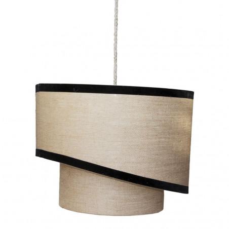 Lámpara de Techo Saco (Doble)