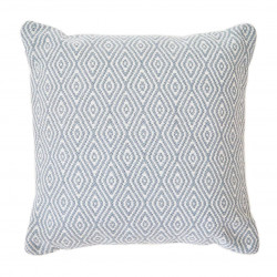 Hammam Lightweight Cushion Cornflower