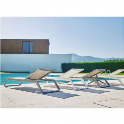 Vila Deck chair