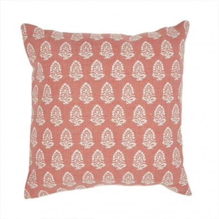 Jaipur Avellana Coral Cushion