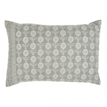 Jaipur Acorn Dove Grey Cushion