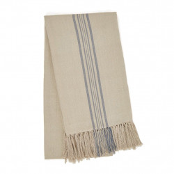 Antibes Blue Throw