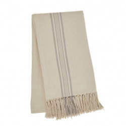 Antibes Grey Throw