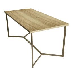 Mesa rectangular comedor
