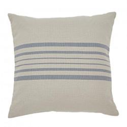 Antibes Linen & Grey Cushion