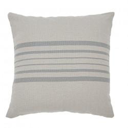 Antibes Linen & Dovegrey Cushion