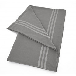 Maxime Grey & Linen Tablecloth