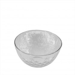 Star crystal bowl