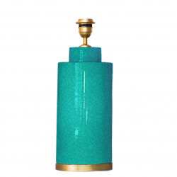 1728 - Small lamp (33.5cm...