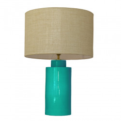 1728 - Small lamp and Linen...