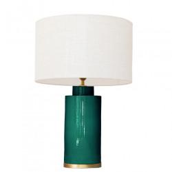 1728 - Small lamp, Linen...