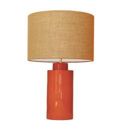 1728 - Small lamp and Saco...
