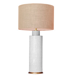 1725 - Large lamp and Saco...