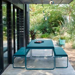 Bellevie - mesa exterior