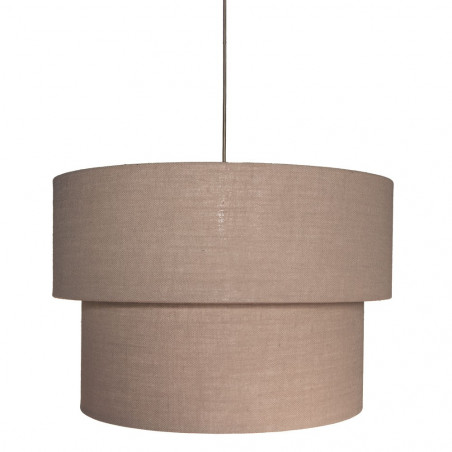 Ceiling lamp - two shades - Kas
