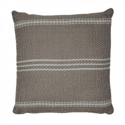 Lightweight Oxford Stripe Monsoon cushion