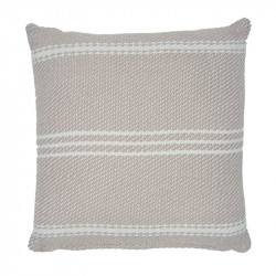 Lightweight Oxford Stripe Shell cushion