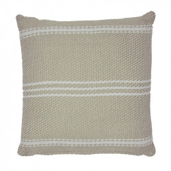 Lightweight Oxford Stripe Linen cushion