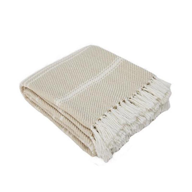 Oxford Stripe Linen