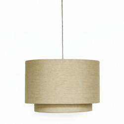 Hanging Ceiling lamp Linen