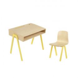 Escritorio y silla PEQUEÑA para niños