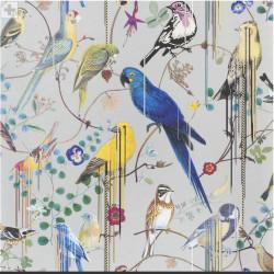 Birds Sinfonia Argent
