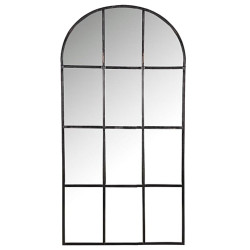 Industrial Mirror - Oval