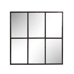 Industrial Mirror - Rectangular